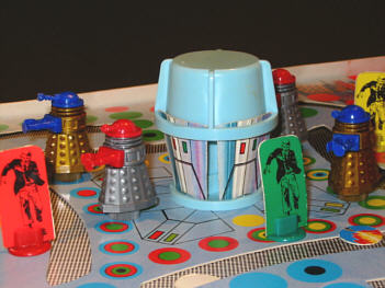 War of the Daleks - bits and bobs