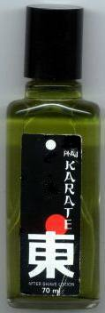 Dad's Aftershave 1970s - Hai Karate