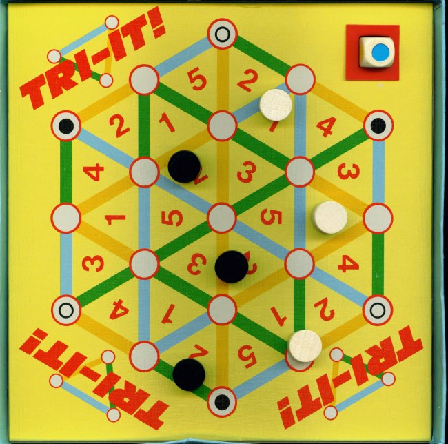 Tri-it! by Spear's Games