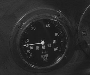The old speedometer on HAL 5