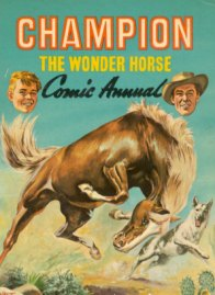 Champion the Wonder Horse Books