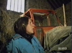 Nicky wakes up in an old shed, still not quite herself