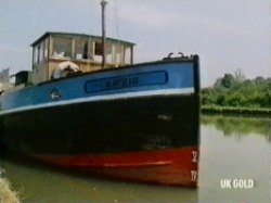 The boat Heartsease