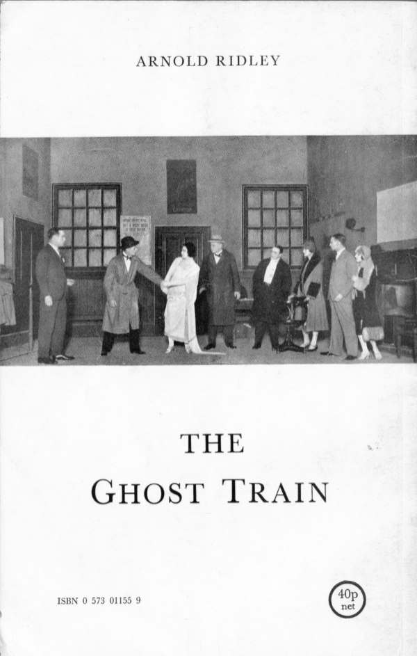 The Ghost Train by Arnold Ridley