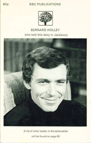 Bernard Holley who ready several Jonny Briggs books by Joan Eadington.