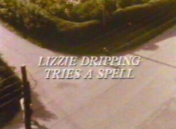 Lizzie Dripping Tries a Spell