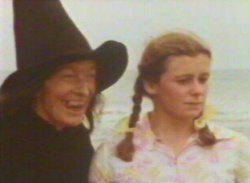 Lizzie soon finds out that it is her witch