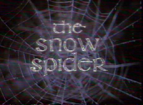 The Snow Spider by Jenny Nimmo