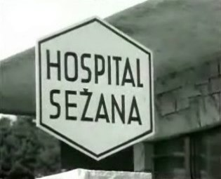 The local hospital