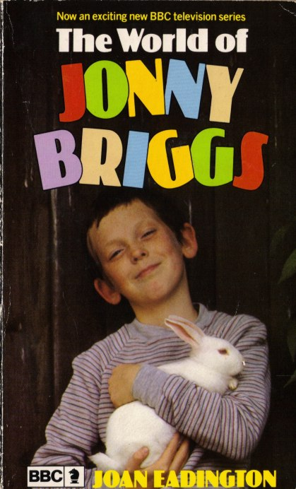 The World of Jonny Briggs written by Joan Eadington
